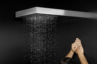 JustRain wall-mounted  by  Dornbracht