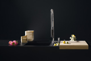 KITCHEN ZONES Preparation Set  by  Dornbracht