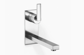 Lot Wall-mounted mixer with cover plate  by  Dornbracht