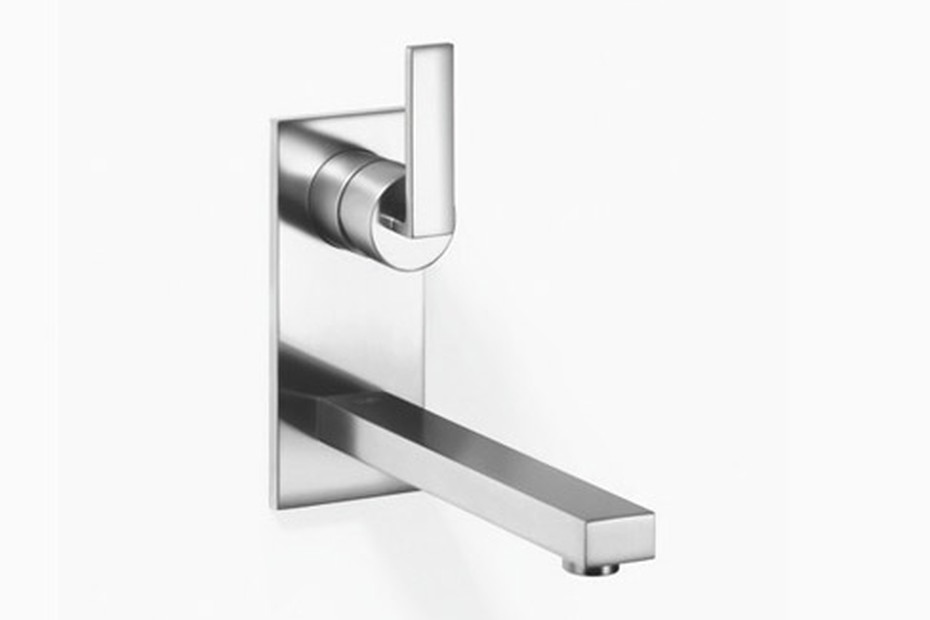 Lot Wall-mounted mixer with cover plate