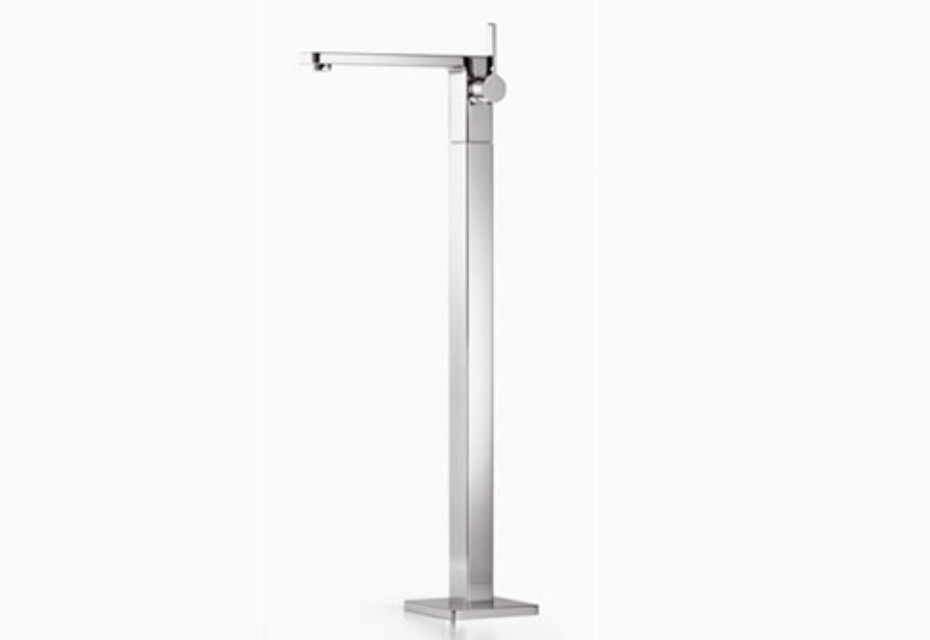 LULU Single-lever basin mixer with stand pipe