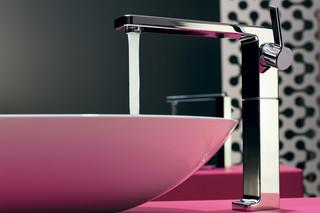 LULU Single-lever basin mixer without pop-up waste  by  Dornbracht