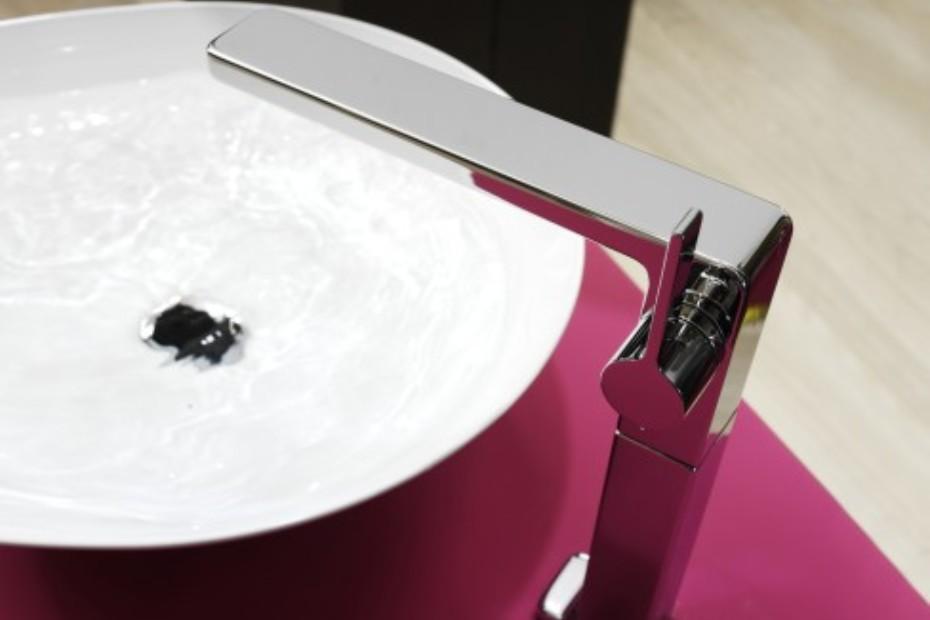 LULU Waschtisch-Einhandbatterie ohne Ablaufgarnitur