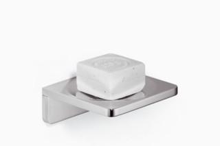 LULU Soap dish wall model, complete)  by  Dornbracht