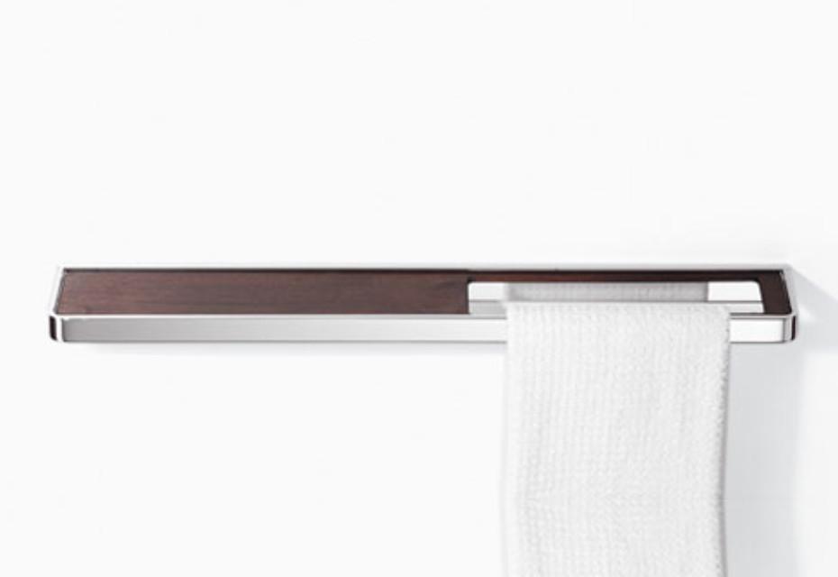 LULU Towel bar with shelf
