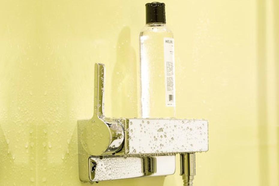 LULU Wall-mounted single-lever shower mixer