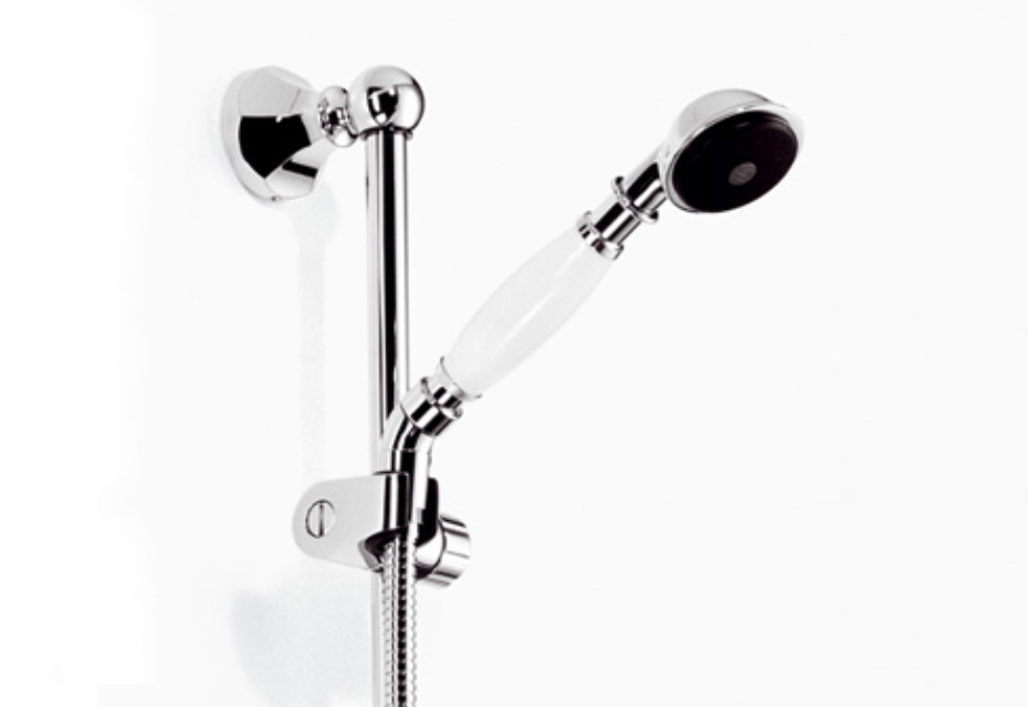 Madison Complete shower set with plastic hand shower