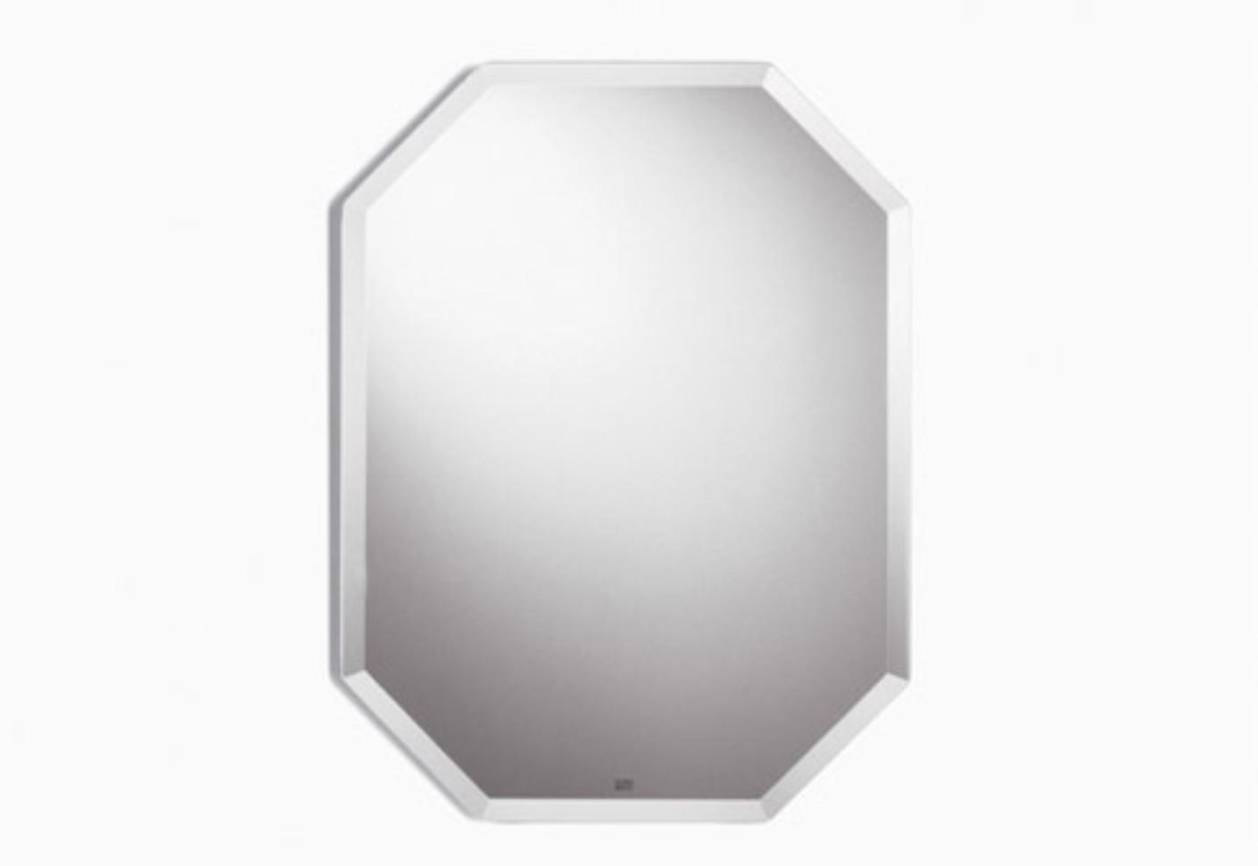 Madison Crystal mirror, bevelled by Dornbracht   STYLEPARK