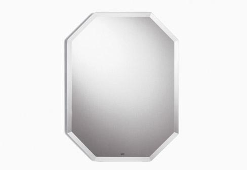 Madison kristallspiegel mit facettenschliff von dornbracht for Kristallspiegel