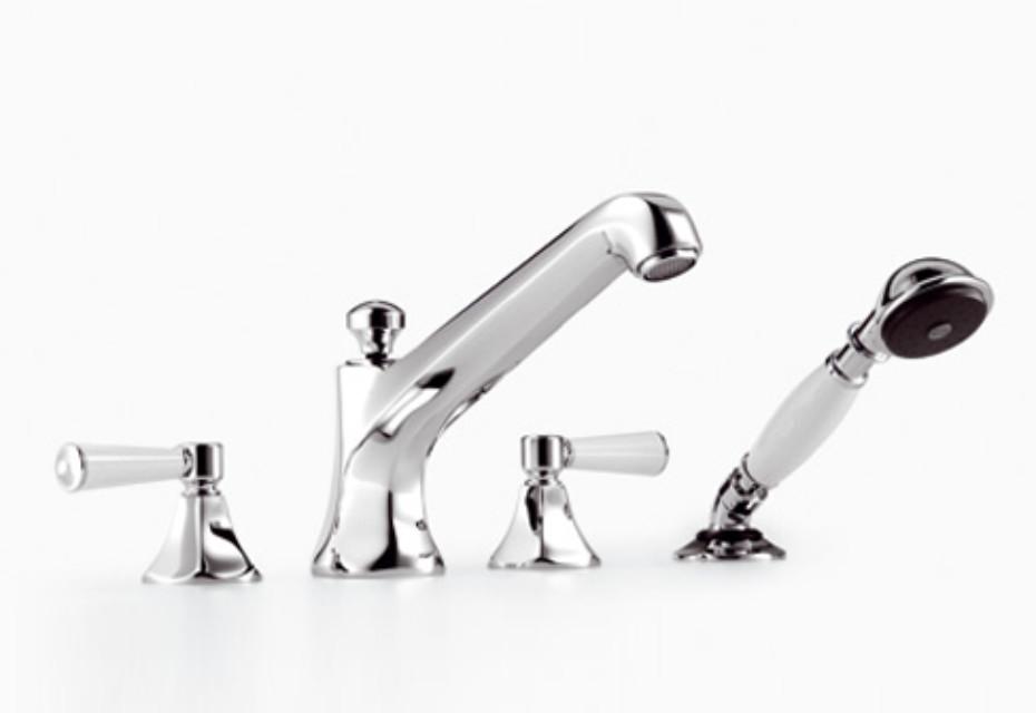 Madison Flair Wannen-Vierlochbattrie für Wannenrandmontage