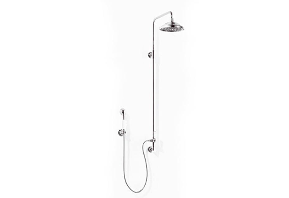Madison Flair Fixed shower with wall elbow