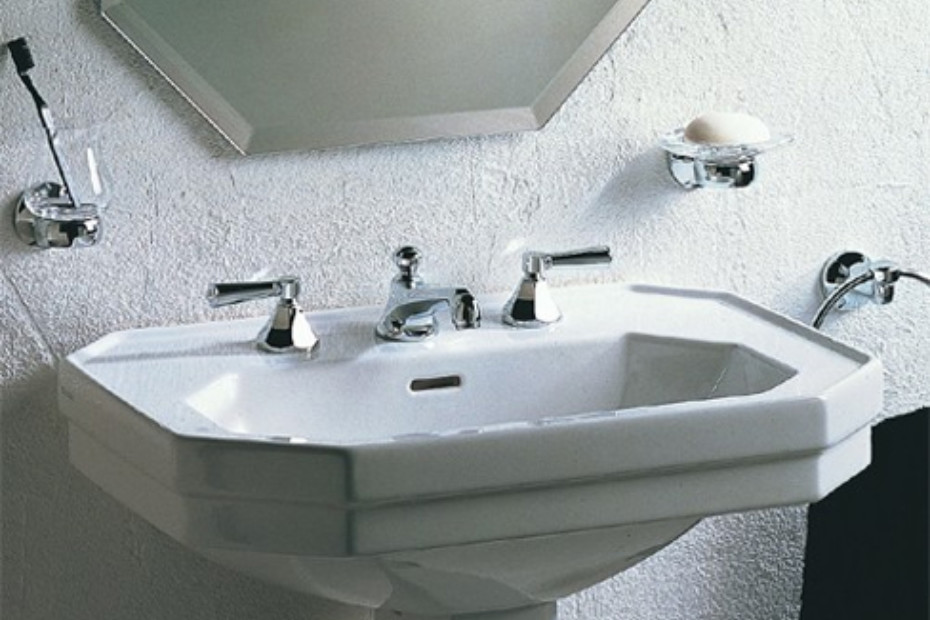 Madison Flair Three-hole basin mixer