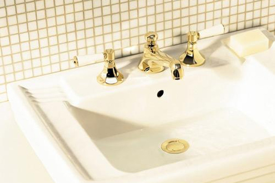 Madison Flair Three-hole basin mixer