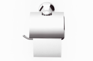 Madison Tissue holder with/without cover  by  Dornbracht