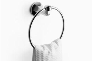 Madison Towel ring  by  Dornbracht