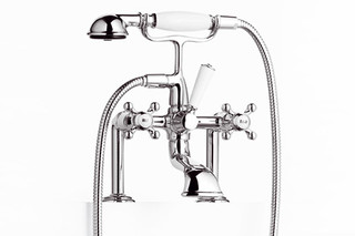 Madison Two-hole bath mixer with stand feet  by  Dornbracht