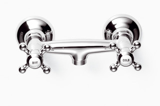 Madison Wall-mounted shower mixer  by  Dornbracht