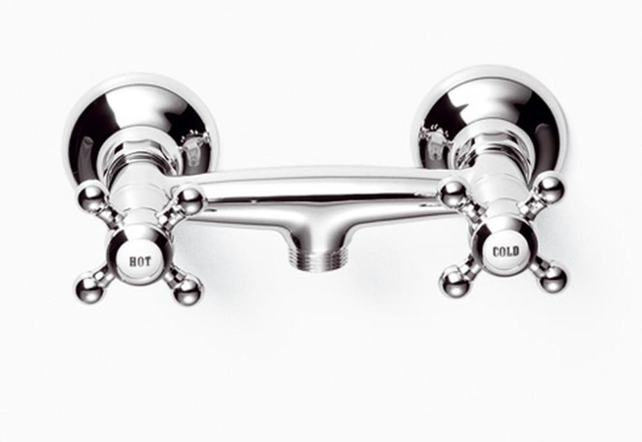 Madison Wall-mounted shower mixer