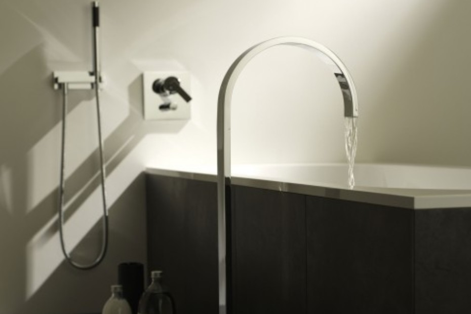 MEM Bath spout for free-standing assembly