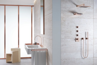 MEM Refinement shower  by  Dornbracht