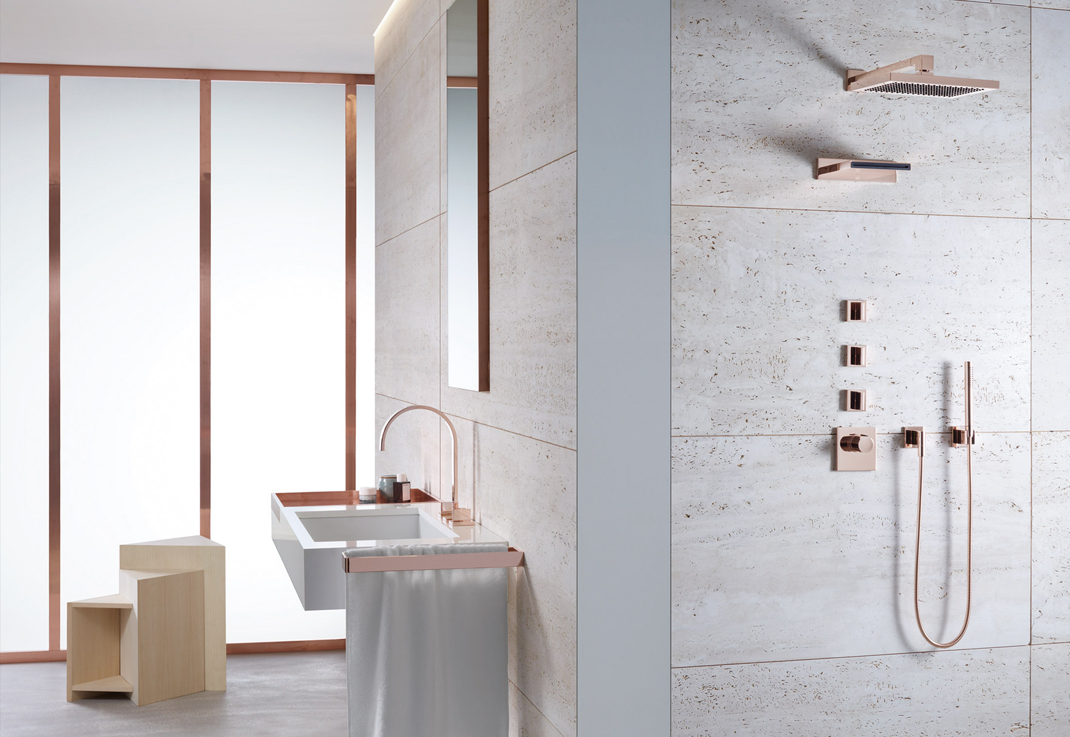 Mem Refinement Shower By Dornbracht Stylepark