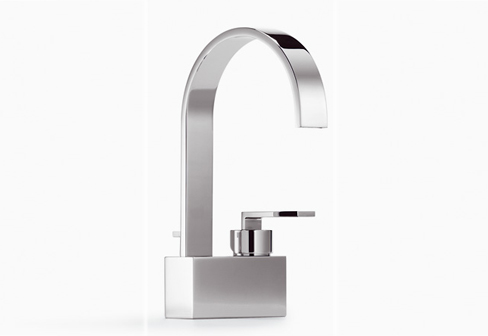 mem single lever basin mixer 2 pieces by dornbracht stylepark. Black Bedroom Furniture Sets. Home Design Ideas