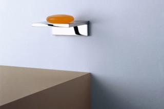 MEM Soap dish wall model, complete  by  Dornbracht