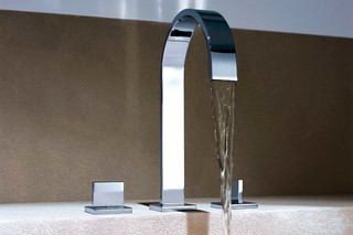 MEM Three-hole basin mixer  by  Dornbracht