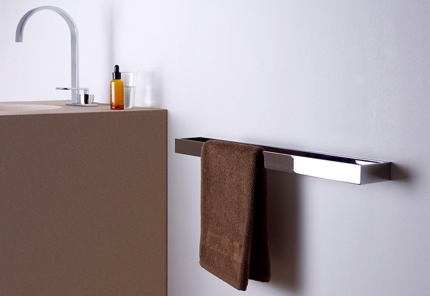 Mem Towel Bar By Dornbracht Stylepark