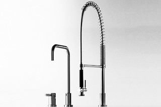 Meta.02 Single-lever sink mixer with vegetable spray  by  Dornbracht