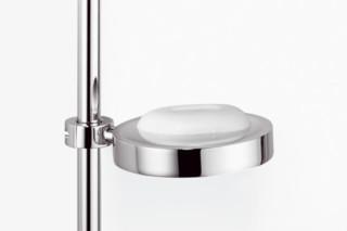 02用于隔水管后续安装的肥皂盘by  Dornbracht