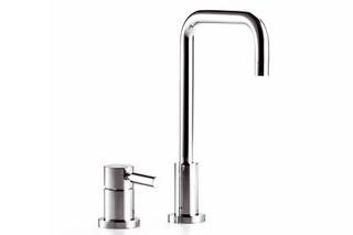 Meta.02 Two-hole single-lever basin mixer  by  Dornbracht