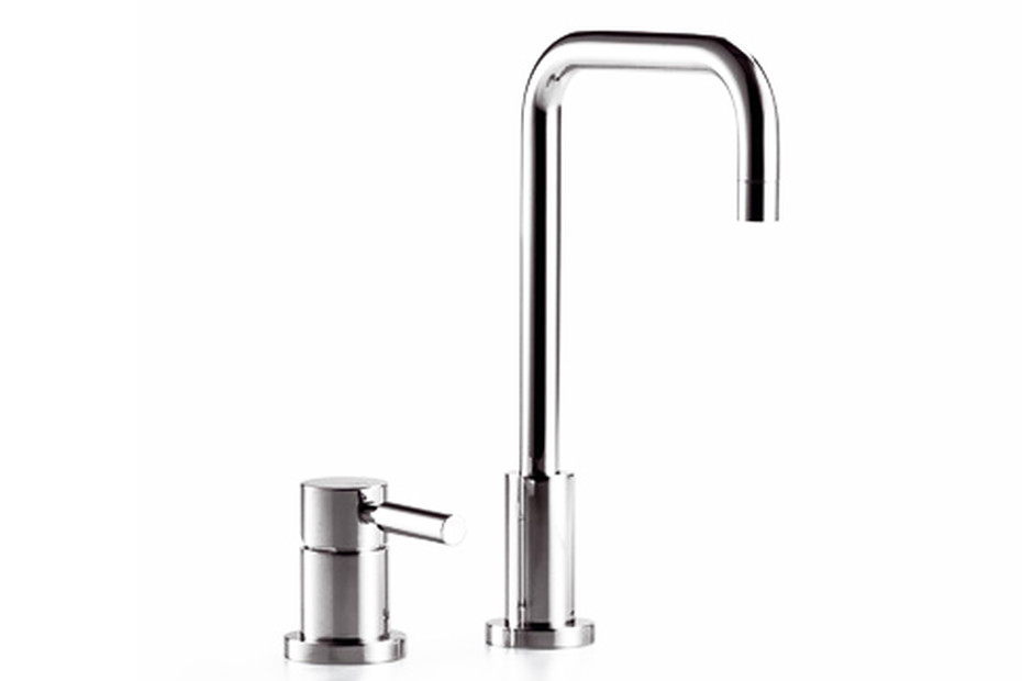 Meta.02 Two-hole single-lever basin mixer
