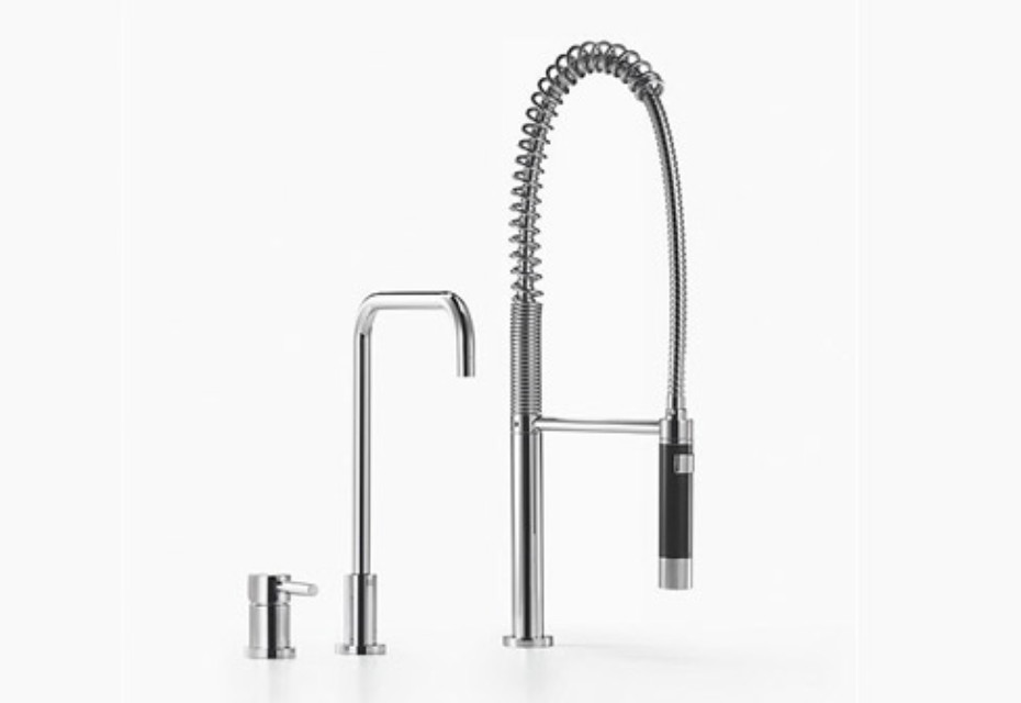 Meta.02 Two - hole single - lever sink mixer