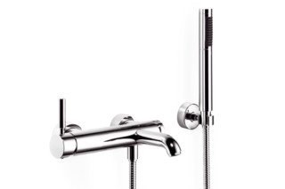 Meta.02 Wall-mounted single-lever bath mixer with/without shower set  by  Dornbracht