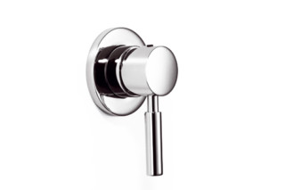 Meta.02 Wall-mounted single-lever shower mixer  by  Dornbracht