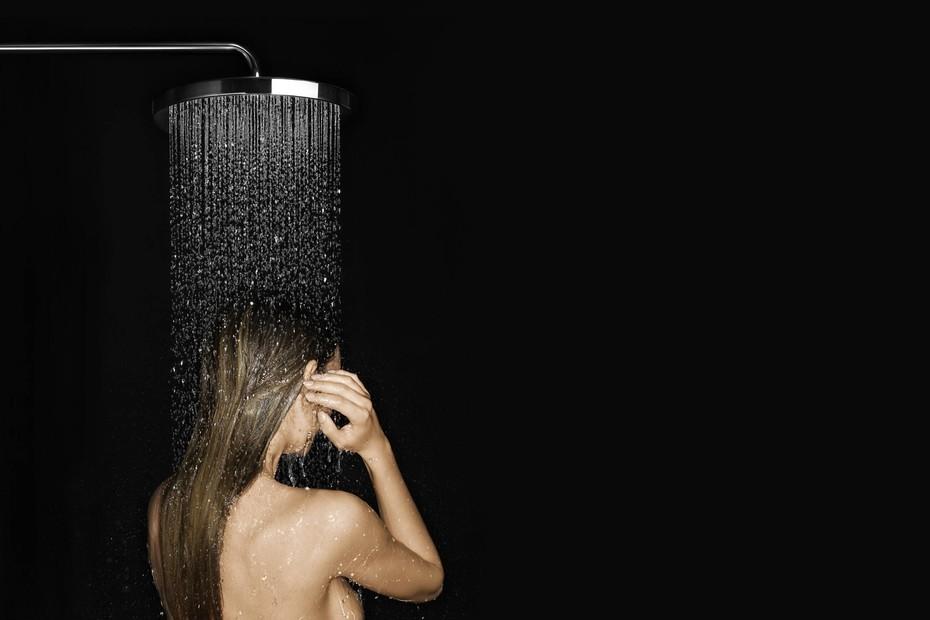 Rain shower round