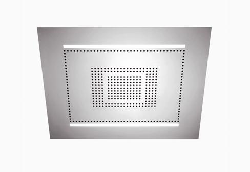 rainsky m overhead rain shower spray system by dornbracht. Black Bedroom Furniture Sets. Home Design Ideas