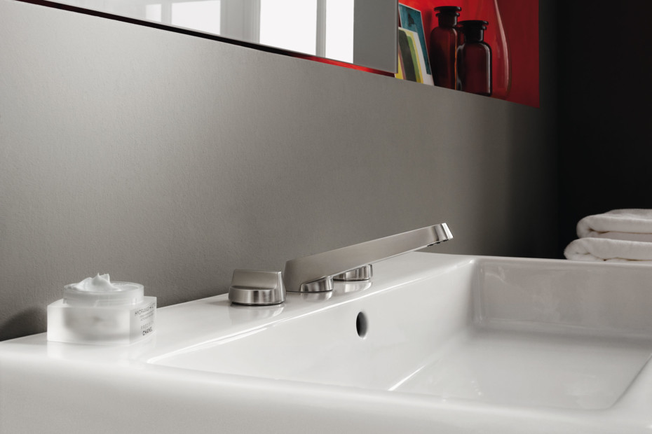 Selve Three-hole basin mixer lever handle