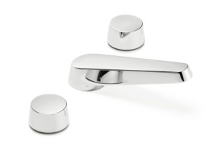 Selve Three-hole basin mixer  by  Dornbracht