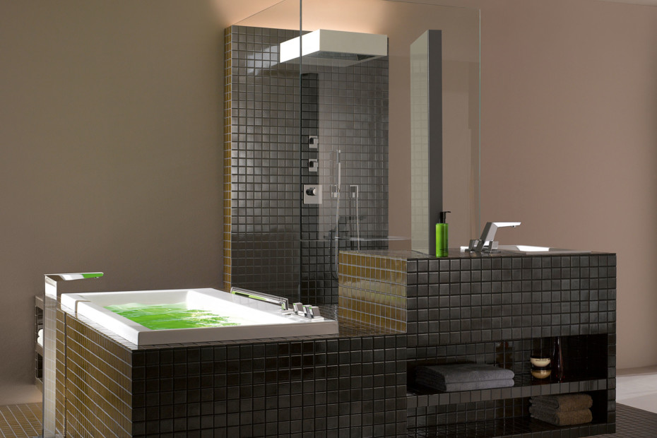 Supernova Bath spout with stand pipe