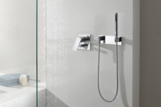 Supernova Complete hand shower set  by  Dornbracht