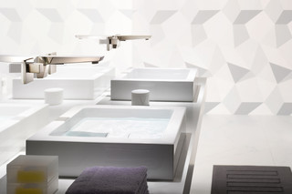 Supernova Wall-mounted basin mixer  by  Dornbracht