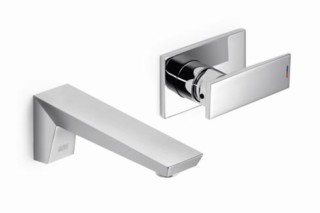 Supernova Wall-mounted single-lever basin mixer  by  Dornbracht