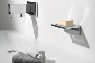 Symetrics肥皂碟由Dornbracht设计