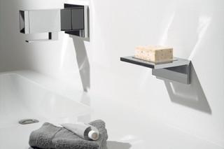 Symetrics Soap Dish  by  Dornbracht