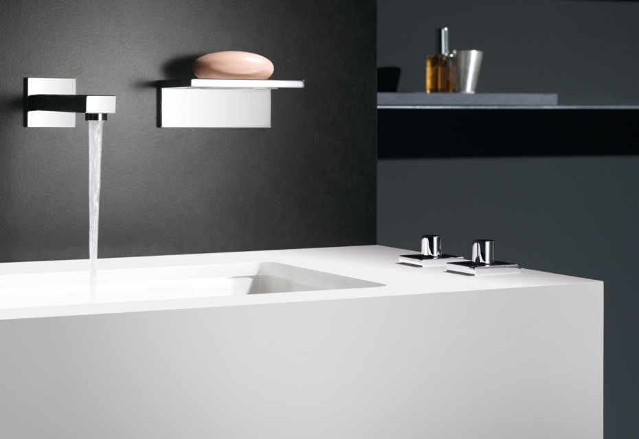 Symetrics Wall mounted basin spout