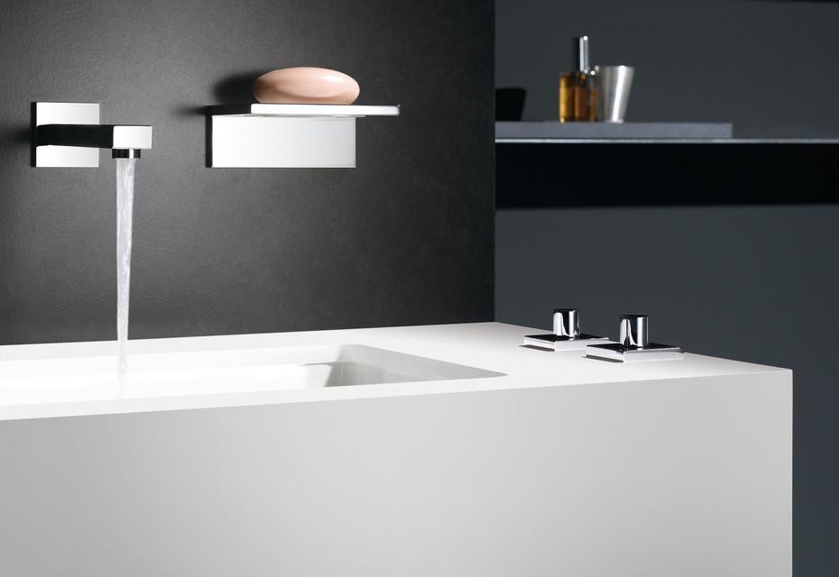 Symetrics Wall mounted basin spout