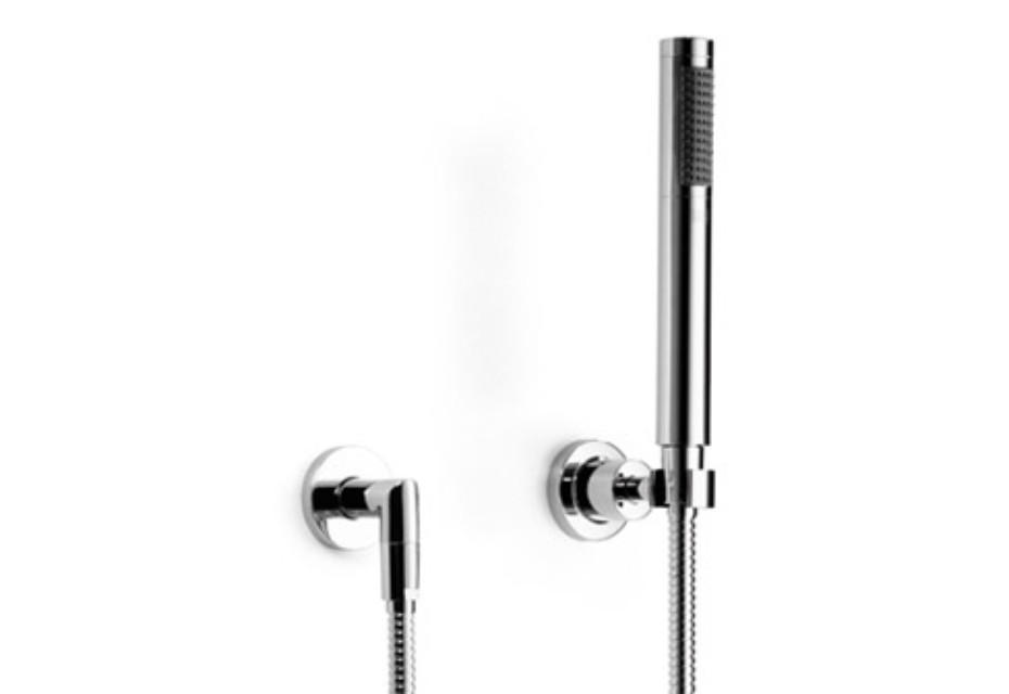 Tara complete hand shower set by Dornbracht | STYLEPARK