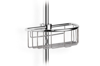 Tara shower basket for shower set  by  Dornbracht